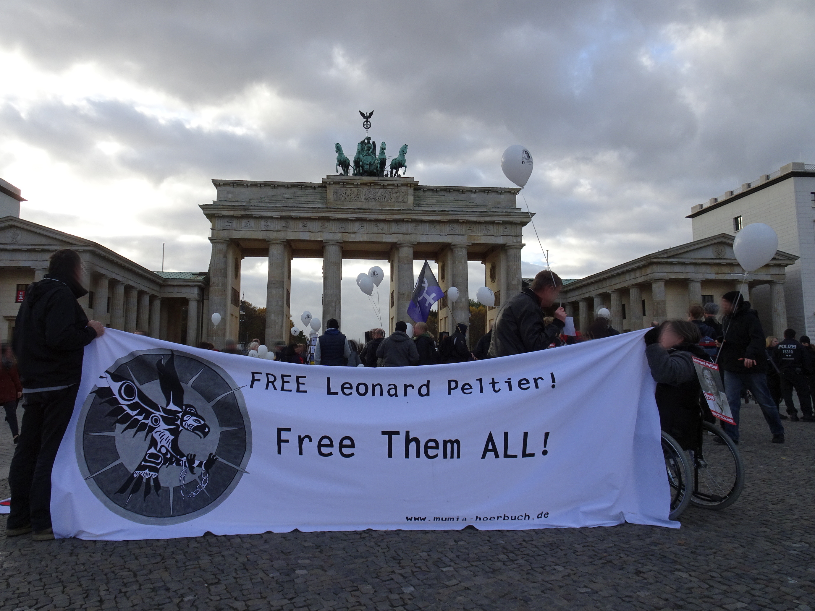 Free Leonard Peltier - FREE THEM ALL!