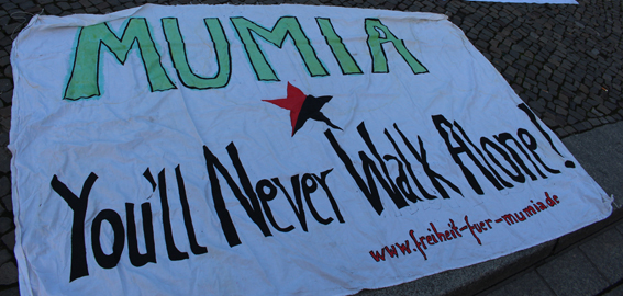 Mumia - You Will Never Walk Alone!
